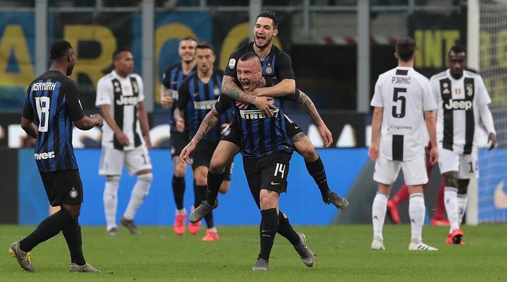 Nainggolan Volley Inter Milan Star Scores Wild Goal Against