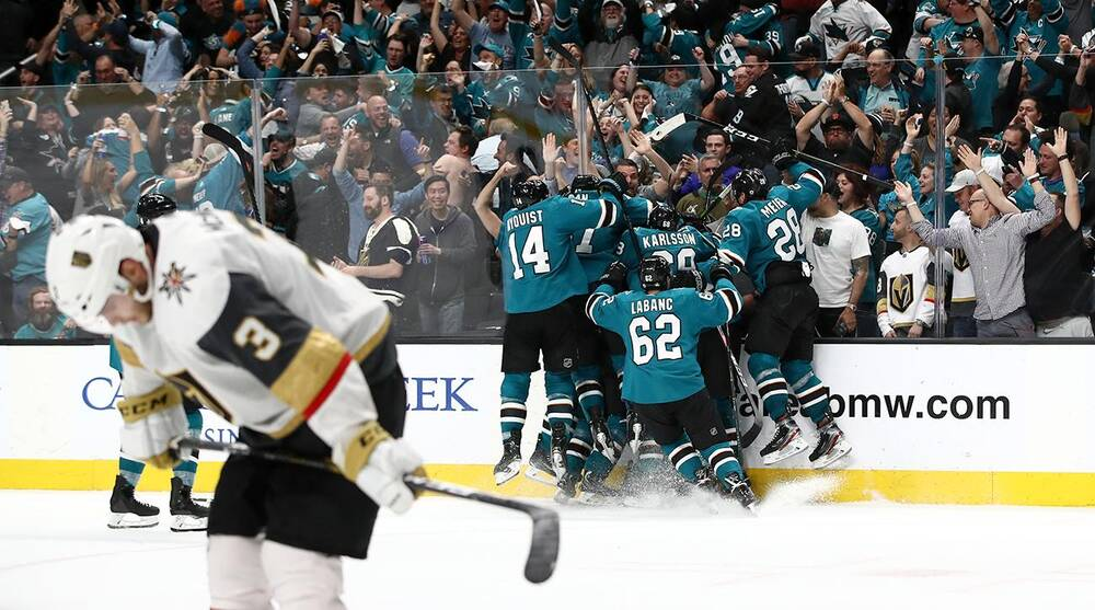 Nhl Playoffs The Excitement Of A Game 7 In Hockey Is Unmatched Si Com