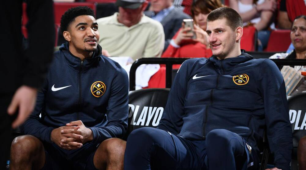 ed48d5300f7e Open Floor Podcast  Nikola Jokic and the Nuggets are a pleasant ...