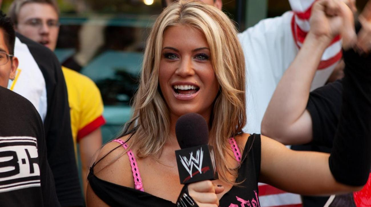 IMG ASHLEY MASSARO,  American Professional Wrestler, Reality Television Contestant, Television Host, and Model
