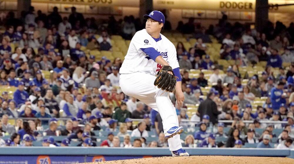 Hyun-Jin Ryu: Dodgers pitcher emerging one of MLB's best starters