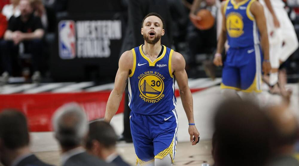 99bf7d28d21 Open Floor NBA Podcast: Stephen Curry continues to add to his legacy ...
