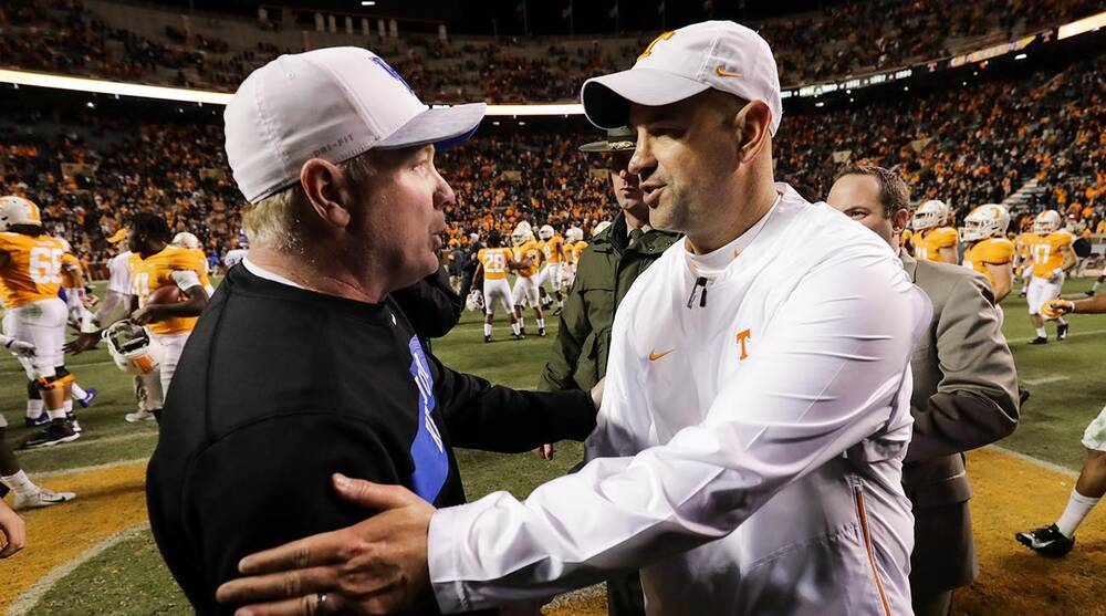 SEC hot seats: Will any football coaches be fired in 2019