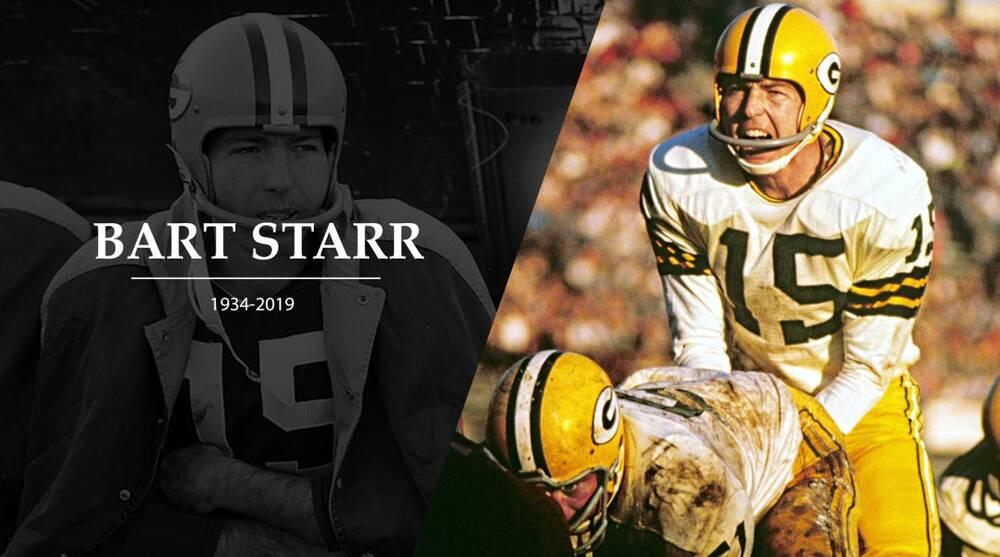 Bart Starr The Self Made Qb Who Led Lombardis Packers