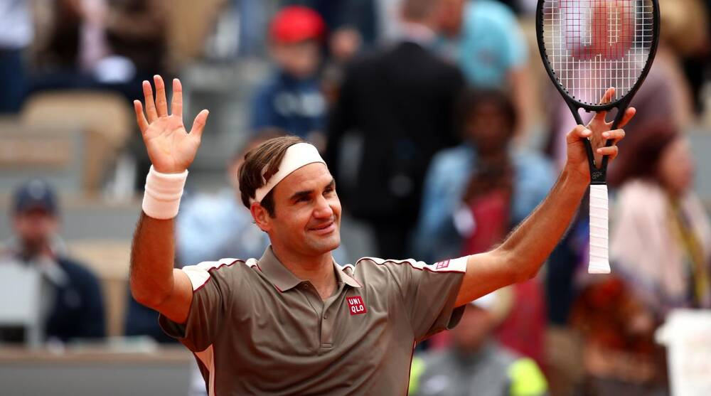 3b69786f1ed14f Roger Federer marks return to French Open with straight-set victory ...