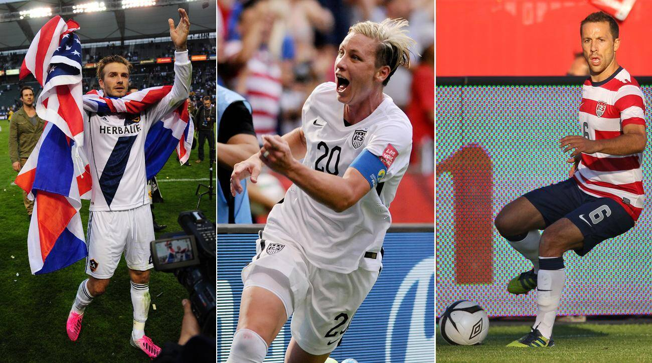 836a6909f Abby Wambach has been voted into the National Soccer Hall of Fame