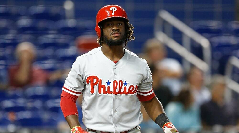 Odubel Herrera arrested: Phillies OF charged with domestic violence
