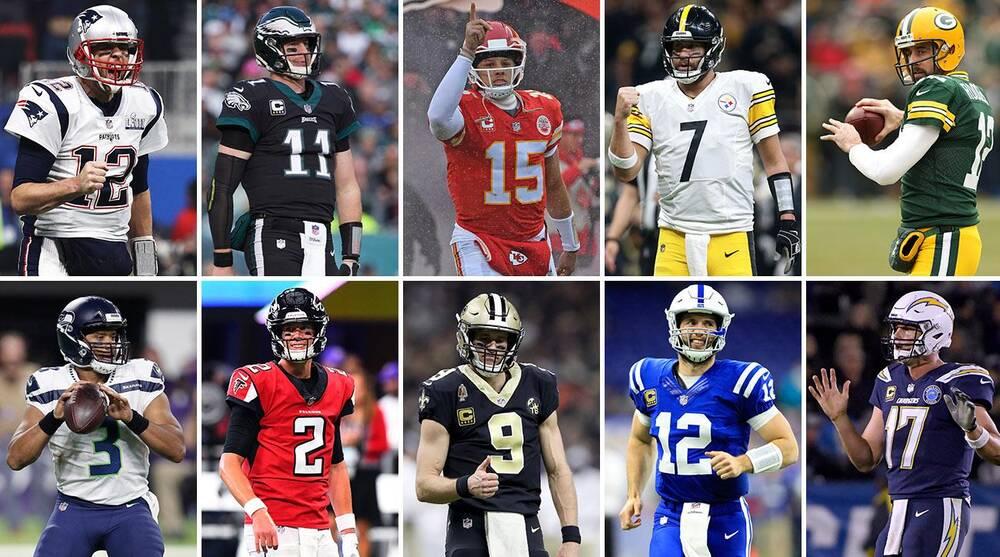 2019 Best Quarterbacks Ranking the NFL's top 10 quarterbacks for 2019   SI.com
