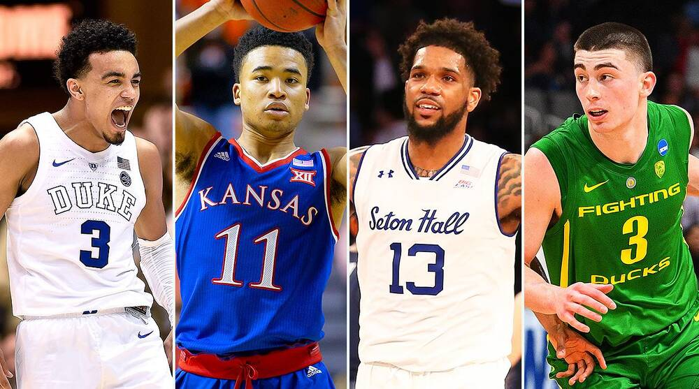 College basketball rankings: Top 25 summer reset for 2019-20