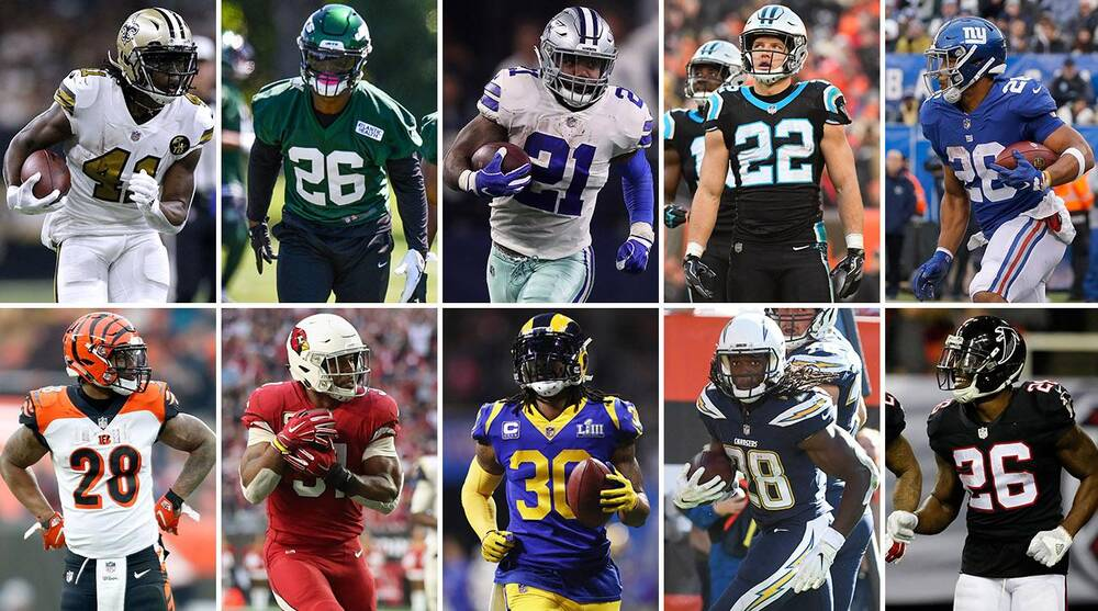 Best Running Back In The Nfl 2020 Ranking the NFL's top 10 running backs for 2019 | SI.com
