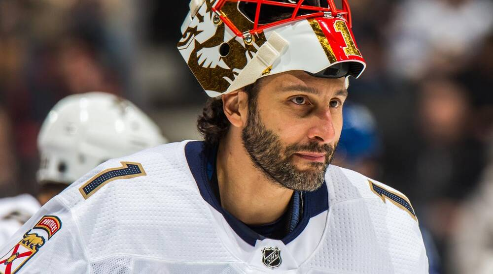 Roberto Luongo Retirement Panthers Goalie Ends 19 Year Career Si Com