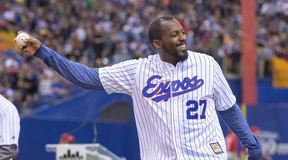 size 40 14465 59257 Nationals to wear Montreal Expos jerseys on July 6 throwback ...