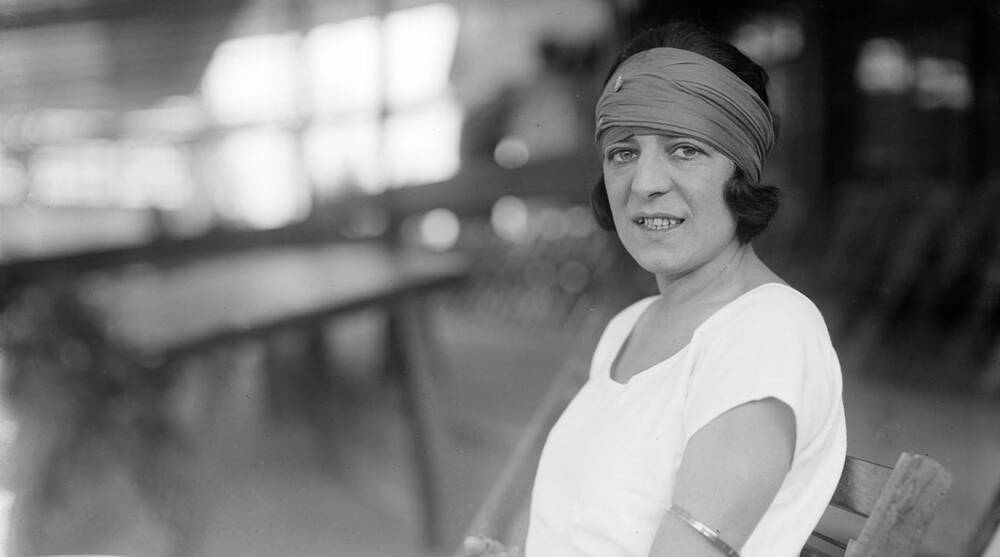 Suzanne Lenglen: The life and mysterious death of the tennis legend