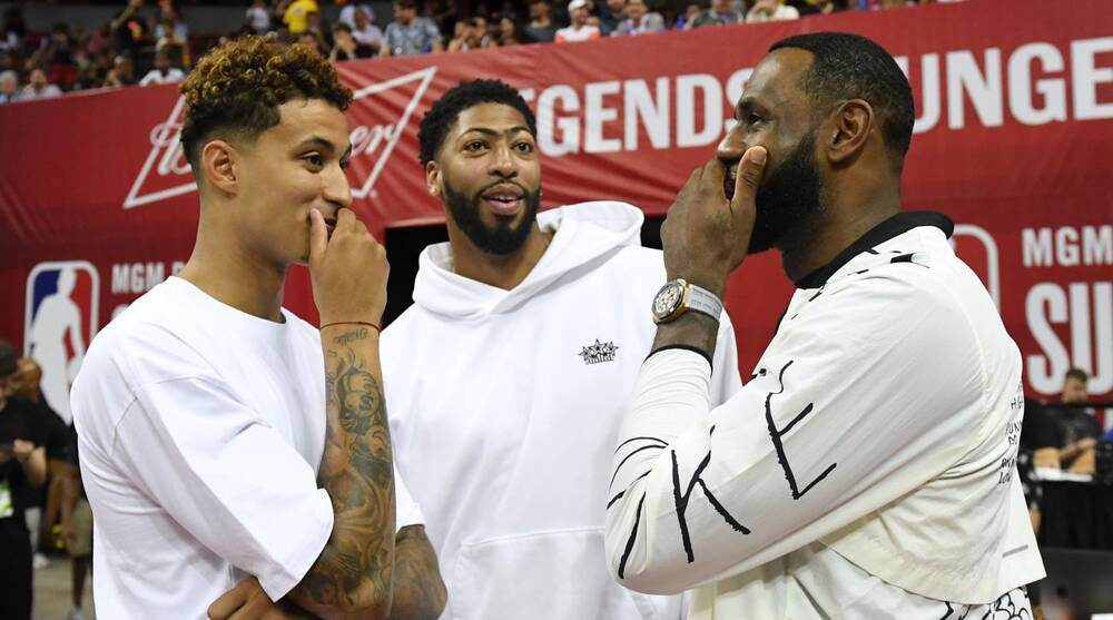 9dd874f3 Open Floor Podcast: How the Lakers need to utilize Anthony Davis to ...