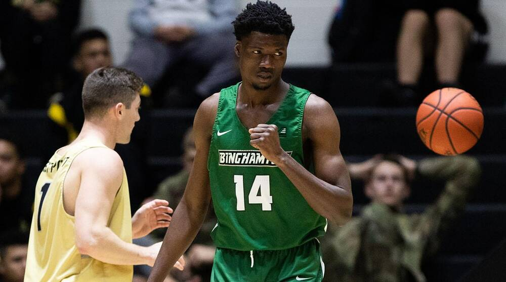Binghamton University basketball player drowns in Ithaca