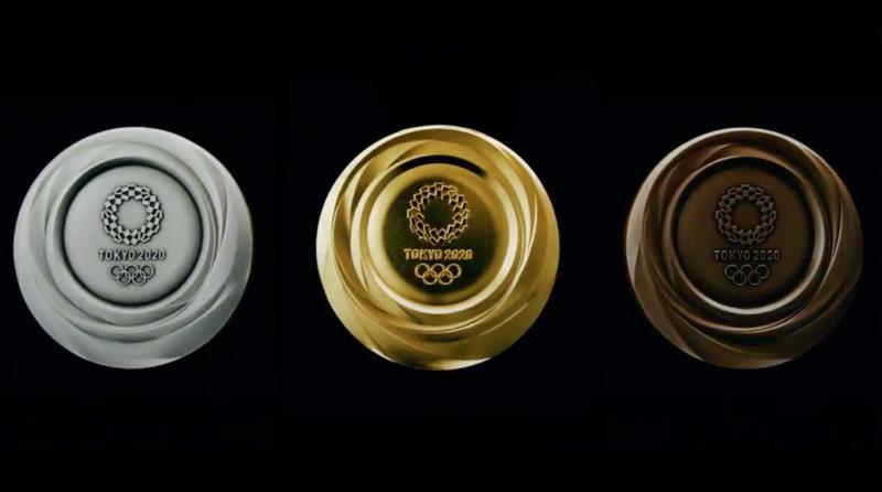 olympics, 2020 tokyo olympic medals, Junichi Kawanishi, wire