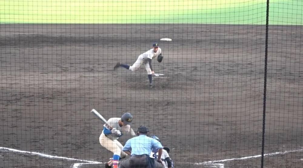 Koshien: Japanese high school baseball player is a good