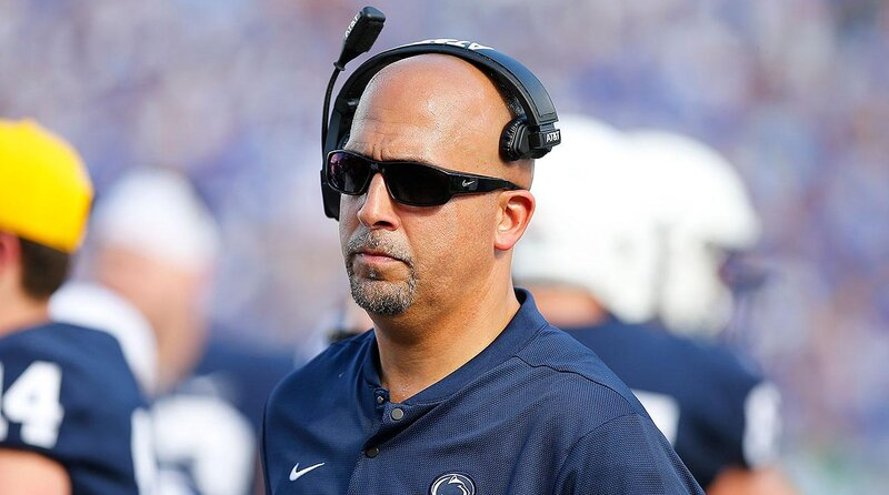 Penn State football James Franklin team doctor lawsuit