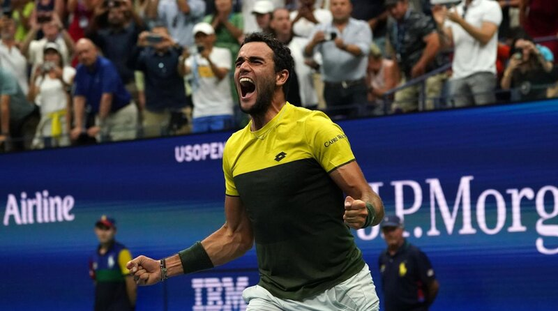 U.S. Open Highlights: Berrettini Wins Marathon and a Date With Nadal