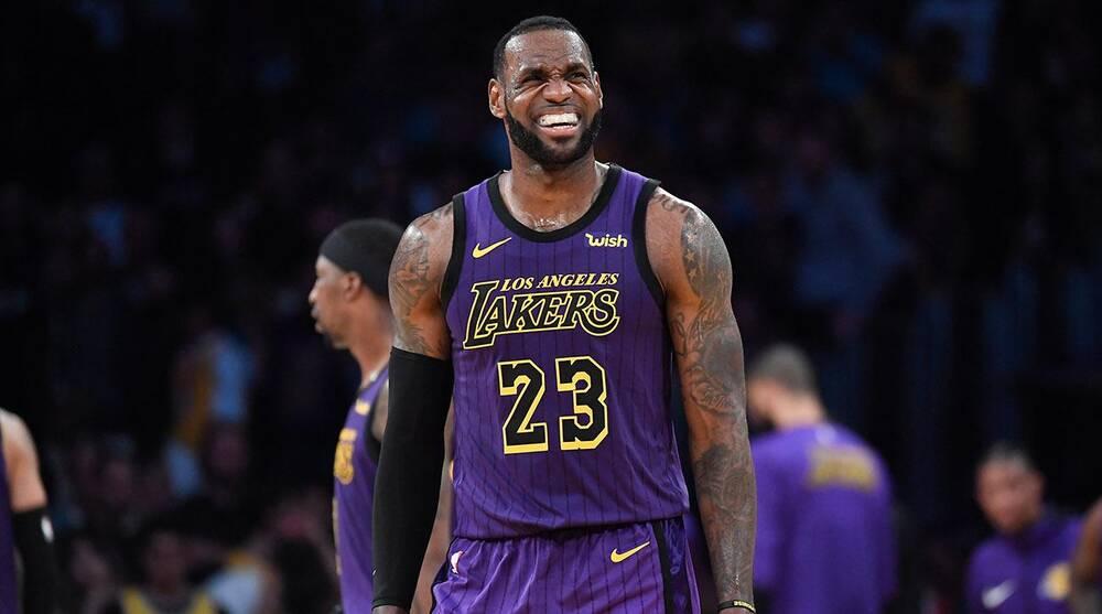 brand new bbc1e 6e74e Open Floor podcast: LeBron's MVP chances and more Lakers ...