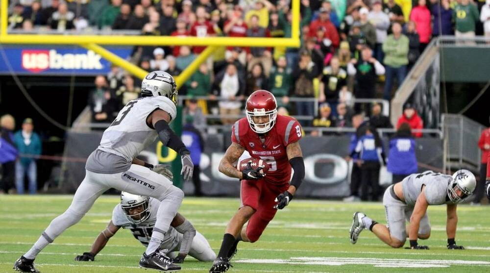 2d8d14d7b16 Catching up with a Cougar: Washington State's Gabe Marks talks Mike Leach,  Halloween and the Pac-12