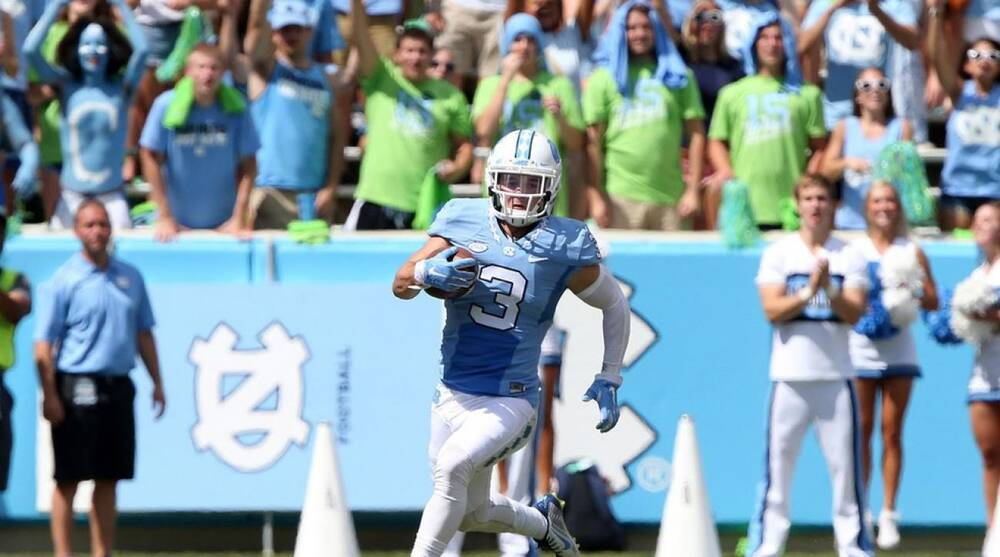 Is Ryan Switzer a first-round NFL talent  North Carolina s senior playmaker  is out to prove he is 969716c5d