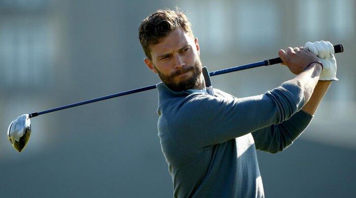 Resultado de imagen de actor plays golf