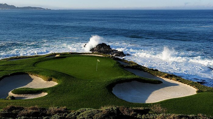 Pebble Beach Golf Links Up Close And Personal With Alan Shipnuck