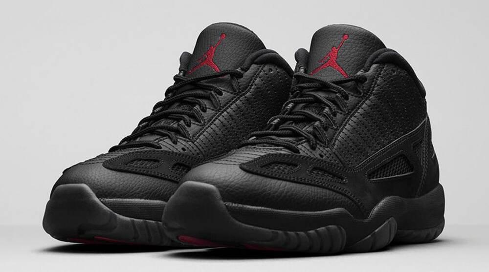 77a8304695f2 Kicks and Colors  Air Jordan 11 low goes retro in  Black Cat