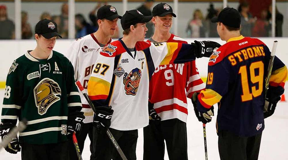 huge discount 1154d 9b454 What analytics stats say about the 2015 NHL Draft crop's ...