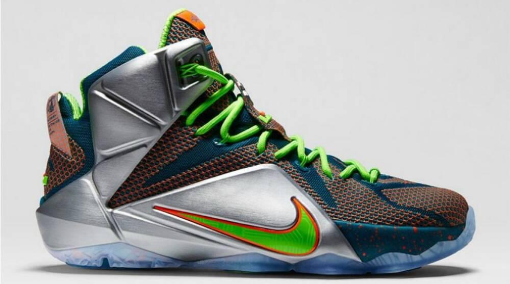super popular a50c9 9d0f2 Nike, LeBron James releases new  Trillion Dollar Man  LeBron 12   SI.com