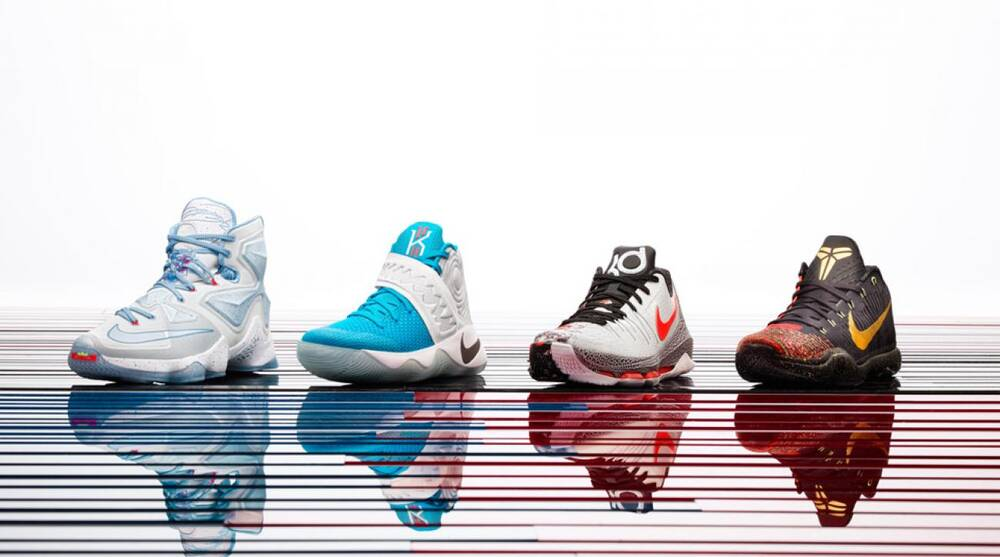 0982595f2d653 courtesy Nike. SI.com counts down the top 10 on-court basketball sneakers  ...