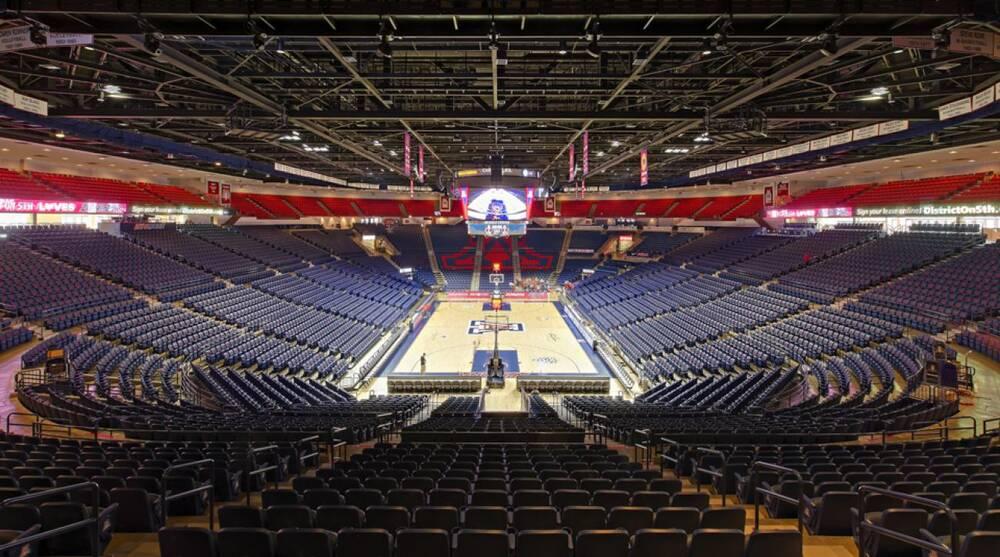 Arizona Fully Upgrades Mckale Center In Six Months Sicom