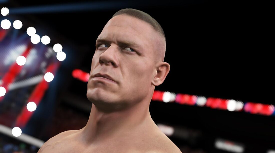 WWE 2K15 Lays Visual Smackdown With Enhanced Body Scans Innovative