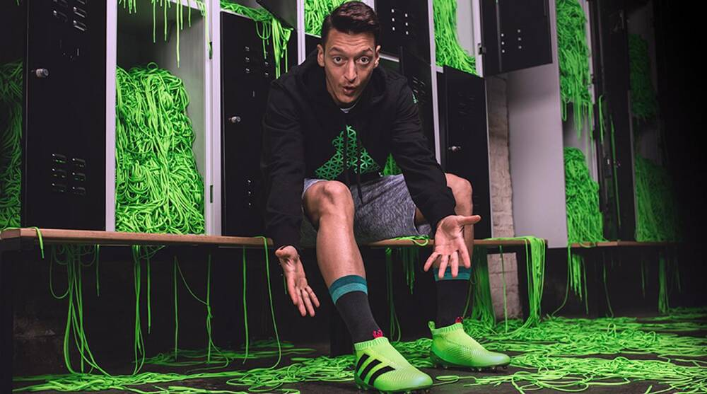 20de3a16a2e Soccer players from around the world on Adidas  laceless cleats