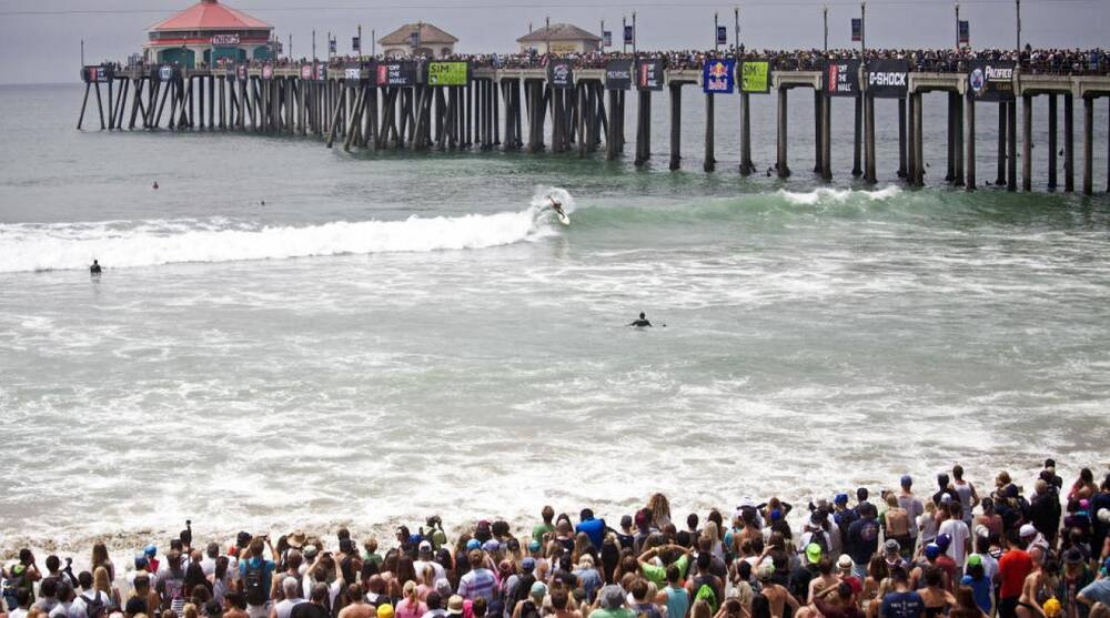 669bf842da SURF ALERT  Previewing the 2014 Vans US Open of Surfing