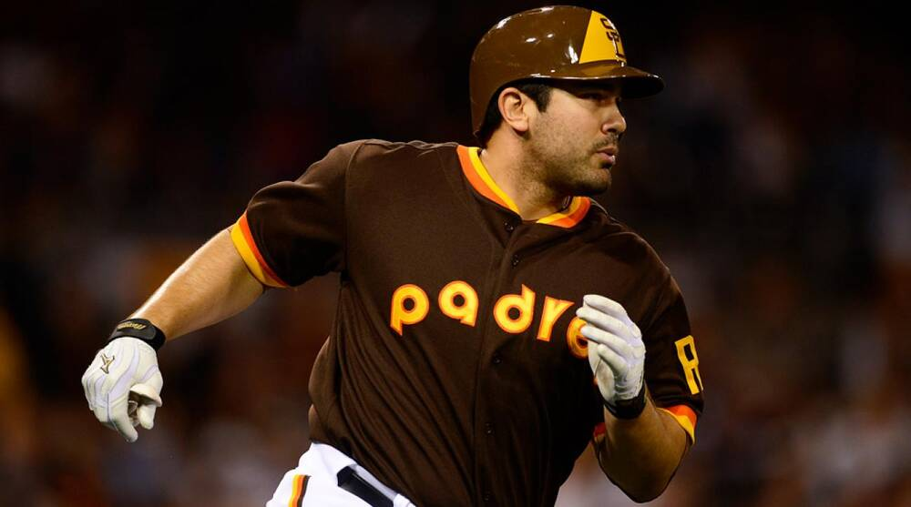 buy popular 295f1 b4de7 My Town, My Team: Lee Jenkins on the San Diego Padres ...