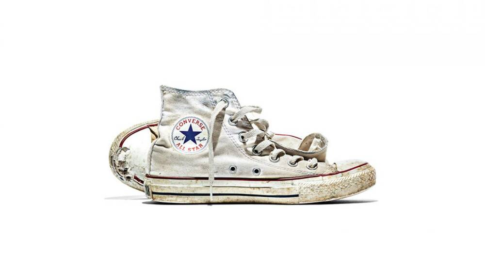 582cf8475b158e Converse Chuck Taylor All Star  The first signature sneaker