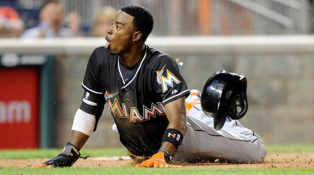 new concept 2a43d bc023 Dee Gordon eyes breakout season for Miami Marlins | SI.com