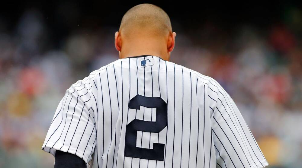New York Yankees  Derek Jeter has best-selling jersey in MLB  6e245f5b0