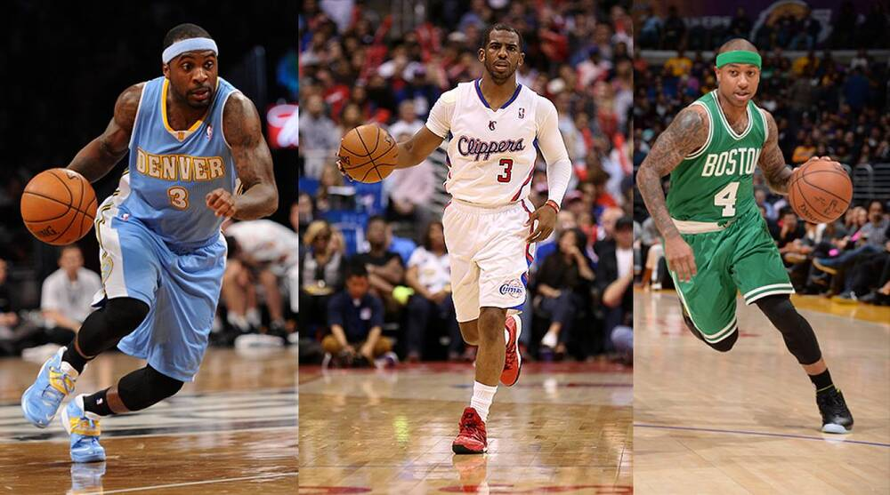 bd7709ad04ae9 Ranking the NBA s top 10 players under six feet tall