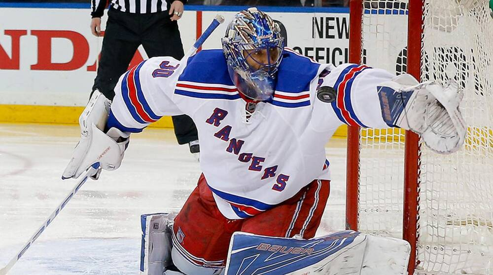 Henrik Lundqvist Plays In 667th Game To Set Rangers Record Si Com