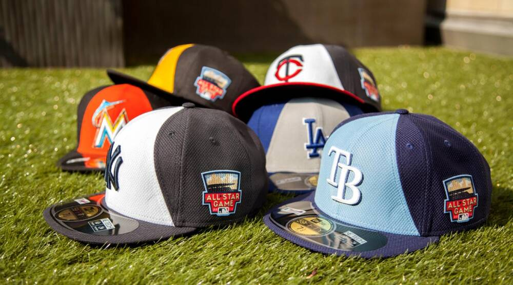 726fa17be18 The 2014 MLB All-Star Hat Collection
