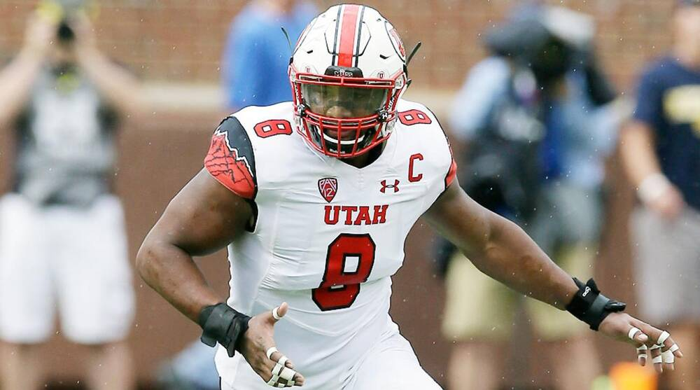 sale retailer 03d42 46bad Here to stay: Utah Utes' Nate Orchard finds stability ...