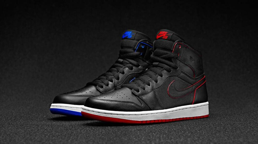 bas prix b5c4c d6182 Changing Colors: The New Nike SB x Air Jordan I Changes ...