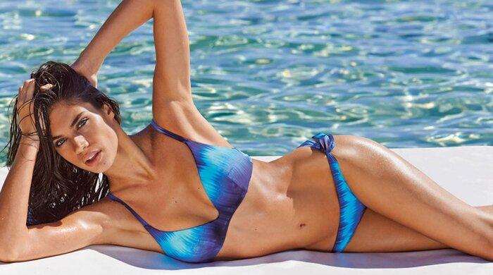 Sara Sampaio continues to sizzle in Calzedonia swimwear | SI.com
