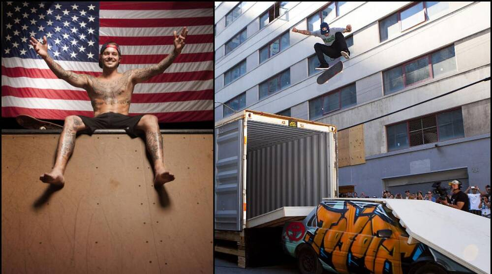 Behind The Body Pro Skateboarder Ryan Sheckler Sicom
