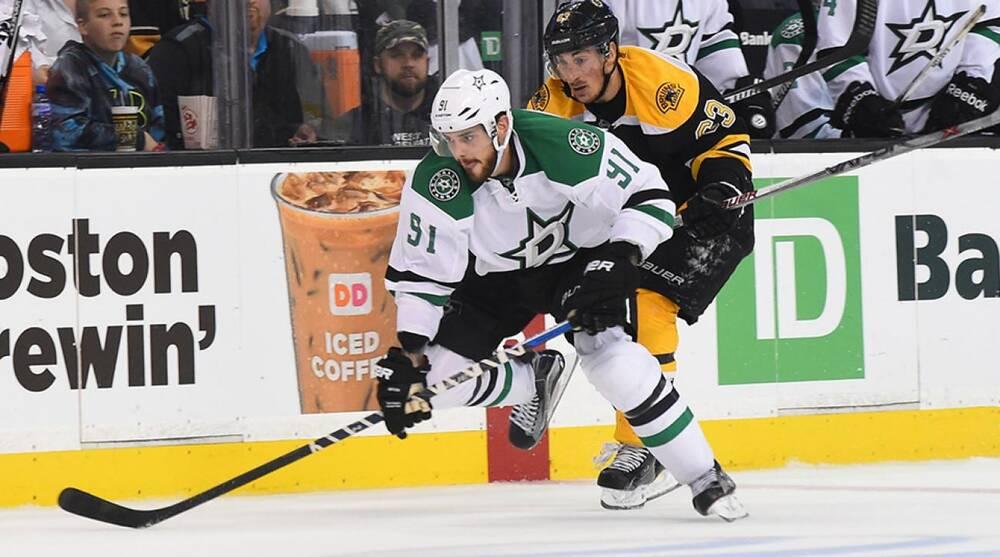 Steve Babineau NHLI via Getty Images. Tyler Seguin returned to Boston ... 8fdfca3ed