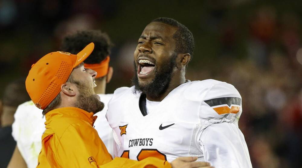 Ap Top 25 Oklahoma State Oklahoma Move Up Rankings Si Com
