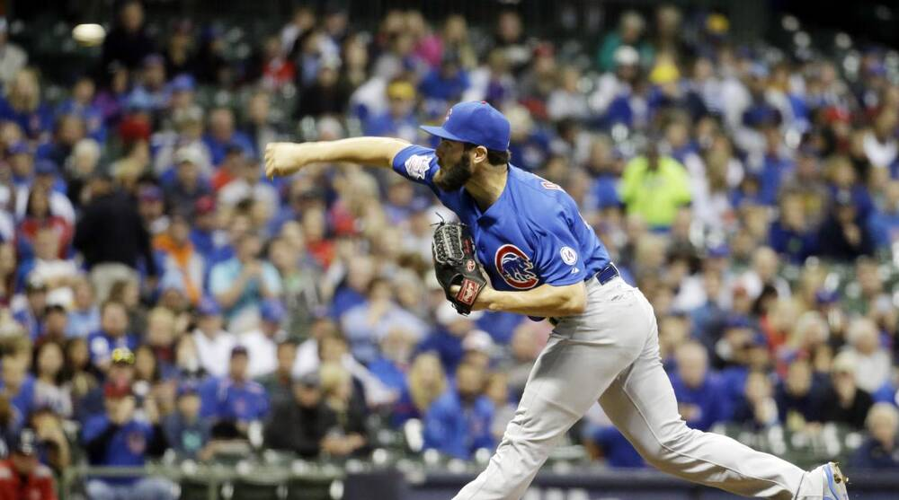 Cubs Beat Brewers Try To Keep Up In Race To Host Wild Card Sicom